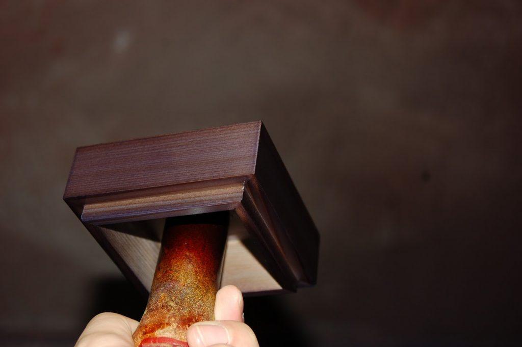 漆塗り道具のツク