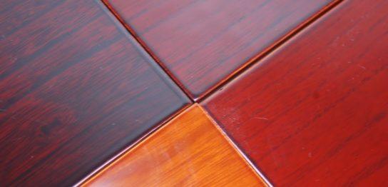 木工パネル塗装
