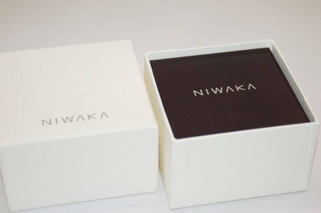 NIWAKA杉箱パッケージ